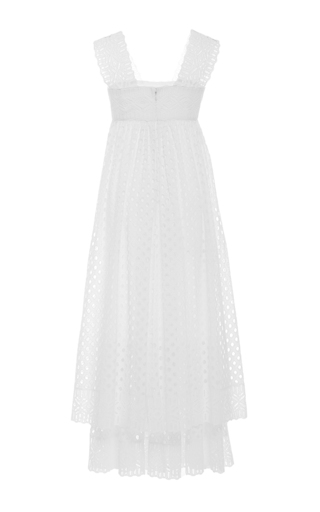 Hermosa Eyelet Dress by TORY BURCH for Preorder on Moda Operandi