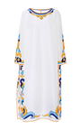 Embroidered Florentine Dress by TORY BURCH for Preorder on Moda Operandi