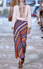Embellished Tory Tunic  by TORY BURCH for Preorder on Moda Operandi