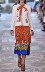 Dayton Bow Blouse  by TORY BURCH for Preorder on Moda Operandi