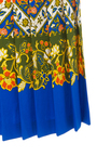 Dayton Pleated Skirt  by TORY BURCH for Preorder on Moda Operandi