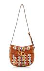 Gemini Link Cut Out Crossbody Bag by TORY BURCH for Preorder on Moda Operandi