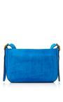 Sawyer Suede Shoulder Bag by TORY BURCH for Preorder on Moda Operandi