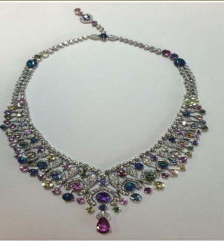 Délices D'Été Necklace by FABERGE for Preorder on Moda Operandi