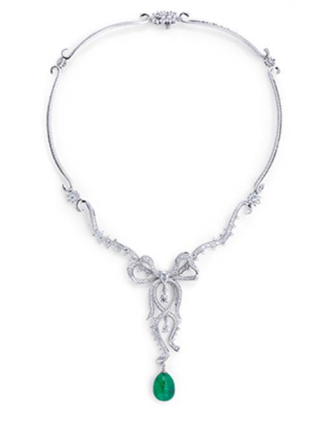 Les Danses Fantasques Luda Necklace by FABERGE for Preorder on Moda Operandi