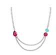 Riviera Necklace by VANLELES  for Preorder on Moda Operandi