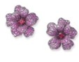 Flower Earrings Earrings by VANLELES  for Preorder on Moda Operandi