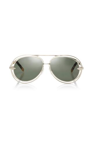 Medium karen walker brown jacque sunglasses