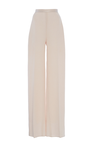 Pebbled Jacquard Classic Trouser by BRANDON MAXWELL for Preorder on Moda Operandi