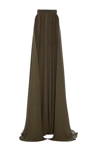 Heavy Georgette Skirt Belt by BRANDON MAXWELL for Preorder on Moda Operandi