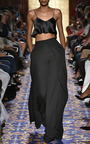 Crepe Back Satin Crop Camisole by BRANDON MAXWELL for Preorder on Moda Operandi