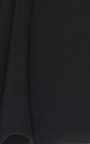 Heavy Georgette Peplum Jacket by BRANDON MAXWELL for Preorder on Moda Operandi