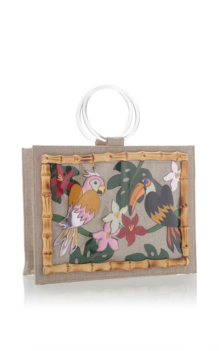 Paradiso Tote by CHARLOTTE OLYMPIA for Preorder on Moda Operandi