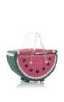 Watermelon Basket Bag by CHARLOTTE OLYMPIA for Preorder on Moda Operandi