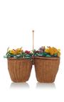 Fruit Basket Bag by CHARLOTTE OLYMPIA for Preorder on Moda Operandi