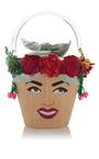 Lady In The Tutti Frutti Hat by CHARLOTTE OLYMPIA for Preorder on Moda Operandi