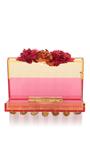 Exotic Pandora Clutch by CHARLOTTE OLYMPIA for Preorder on Moda Operandi