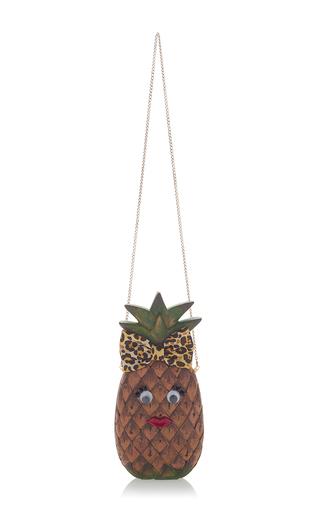 Piña Clutch Bag by CHARLOTTE OLYMPIA for Preorder on Moda Operandi