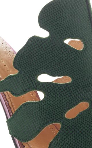 Amazonia Slide by CHARLOTTE OLYMPIA for Preorder on Moda Operandi