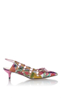 Verdant Sling Back by CHARLOTTE OLYMPIA for Preorder on Moda Operandi