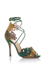 Eva Lace Up Sandal by CHARLOTTE OLYMPIA for Preorder on Moda Operandi