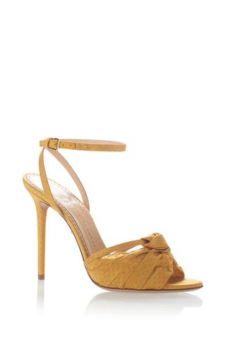 Medium charlotte olympia yellow broadway sandal 2