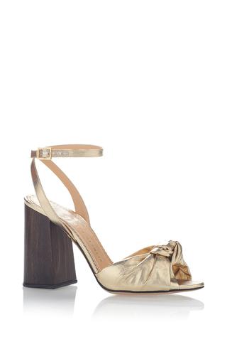 Medium charlotte olympia gold gilberto sandal