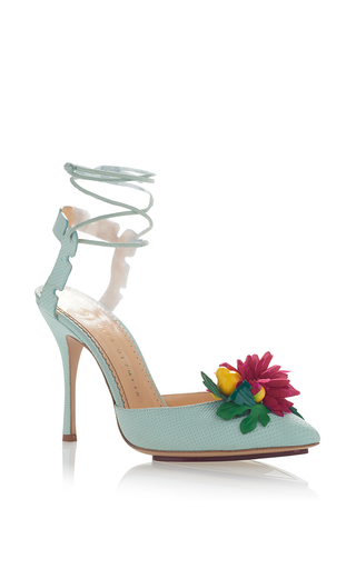 Tropical Tango D'orsay by CHARLOTTE OLYMPIA for Preorder on Moda Operandi