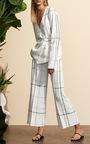 Plaid New Pajama Shirt by PROTAGONIST for Preorder on Moda Operandi