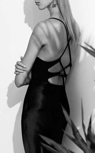 Tie Back Bodysuit by PROTAGONIST for Preorder on Moda Operandi