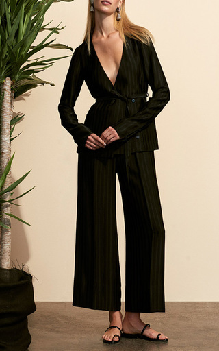 Cropped Pajama Pant by PROTAGONIST for Preorder on Moda Operandi