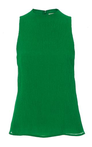 Medium protagonist green high neck tank