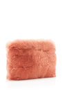 Fox Fur Pouch by BROTHER VELLIES for Preorder on Moda Operandi
