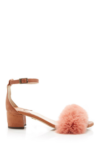 Dhara Tufted Sandal by BROTHER VELLIES for Preorder on Moda Operandi