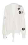 Silk Tie Blouse by JONATHAN SIMKHAI for Preorder on Moda Operandi