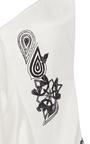 Cutout Embroidered Slip Top by JONATHAN SIMKHAI for Preorder on Moda Operandi