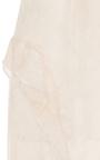 Silk Tie Dye Ruffle Gown by JONATHAN SIMKHAI for Preorder on Moda Operandi