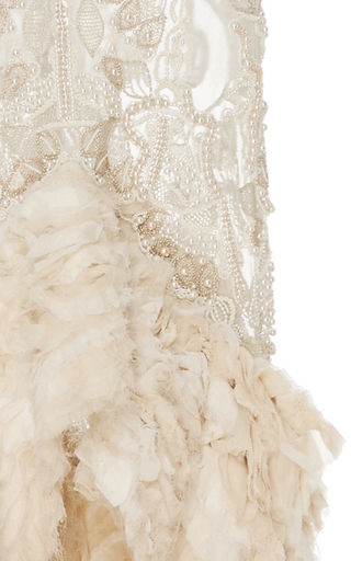 Embellished Sphere Tower Gown by JONATHAN SIMKHAI for Preorder on Moda Operandi