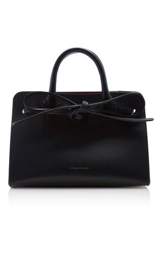 Medium mansur gavriel black black mini mini sun bag
