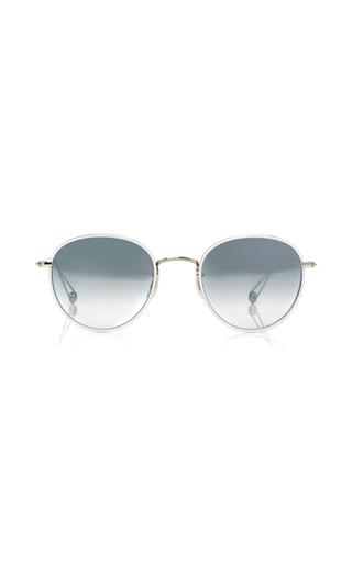 Medium garrett leight white paloma 50 sunglasses