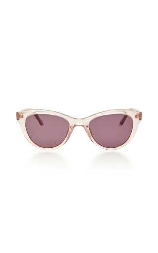 Medium garrett leight pink gl x cv sunglasses 2