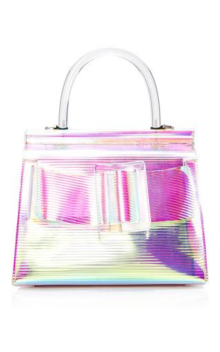 Medium boyy multi pvc karl top handle bag 24cm