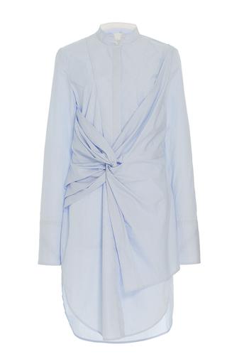 Medium acler stripe rowe striped shirt dress