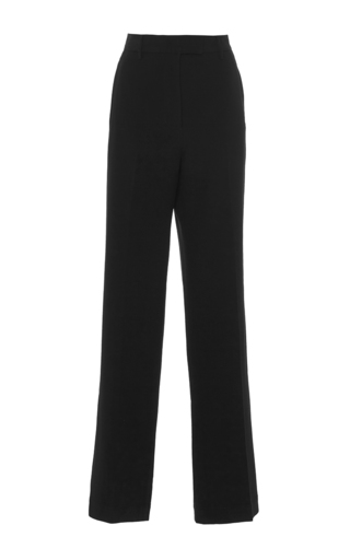 Medium acler black berman wide leg pants