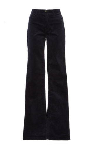 Medium acler navy aberdeen cord pants