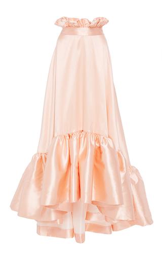 Medium maria lucia hohan pink the adele flounced hem skirt