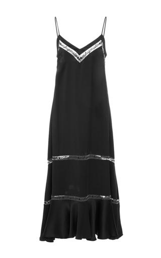 Medium maria lucia hohan black the naveen wish upon a star dress