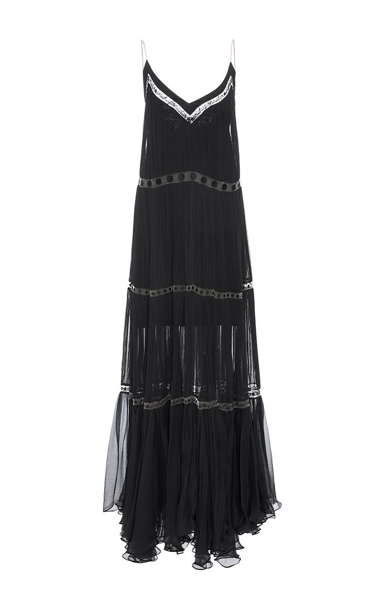 8ad8ce081945d The Tiana Wish Upon a Star Dress by Maria Lucia Hohan | Moda Operandi