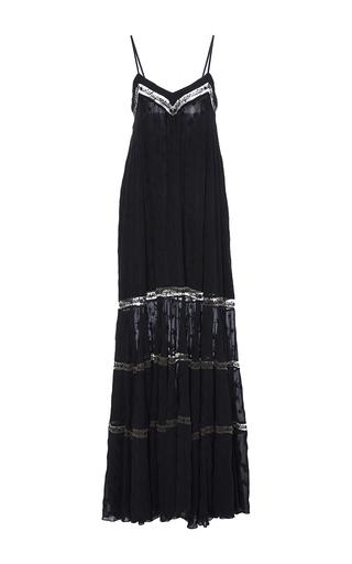 Medium maria lucia hohan black the peg wish upon a star dress