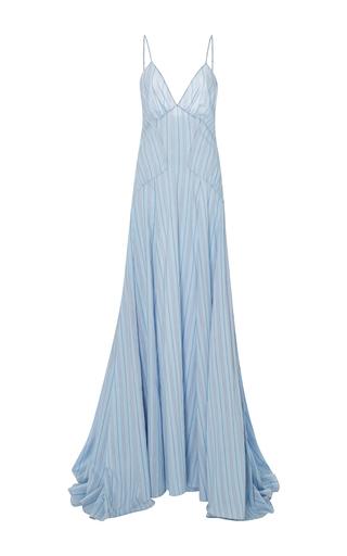 Medium rosie assoulin blue negligee tank dress